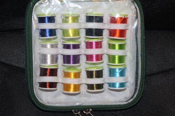 Fly Tying Sets of wools threads and flosses - all combinations